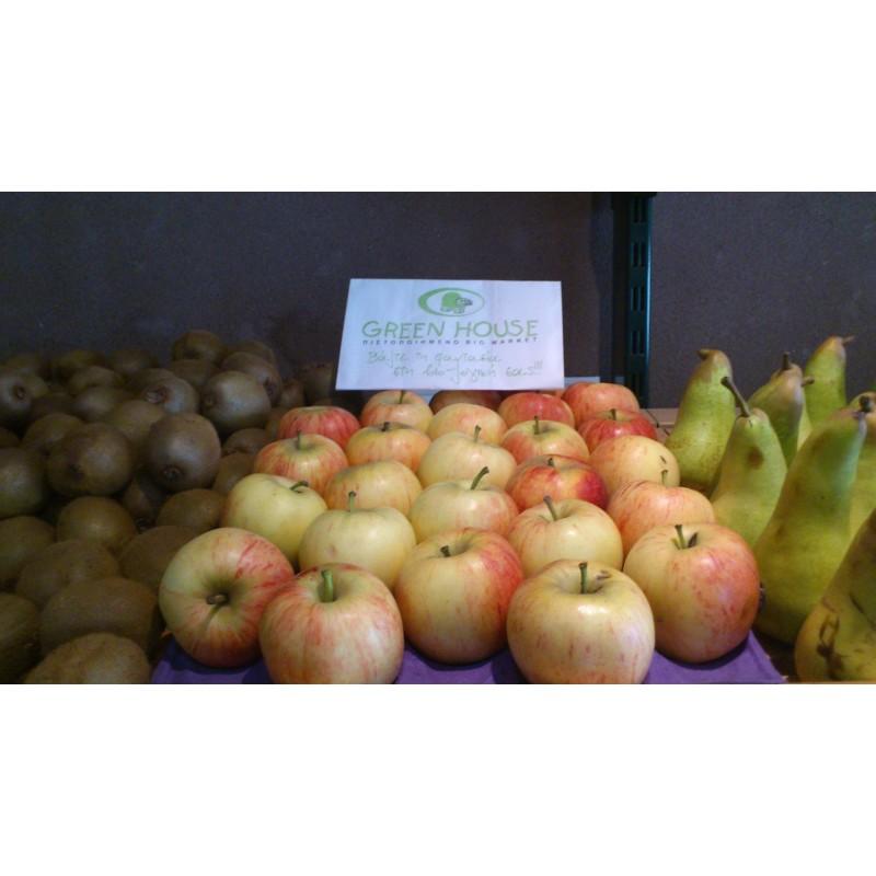 Βιολογικά Μήλα Φούτζι Αργεντινής Bio, Φρούτα Greenhouse