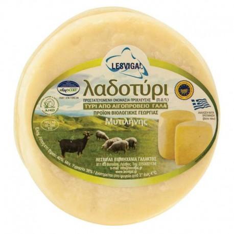 Βιολογικό Λαδοτύρι, Ελληνικό, Λεσβιγαλ