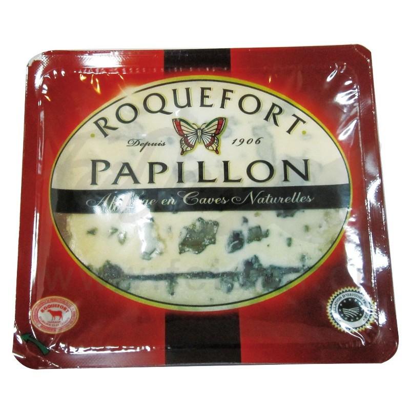 Τυρί Ροκφόρ 100γρ. Bio, Papillon