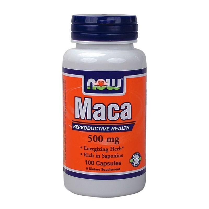 Mάκα 500mg 100caps, Now