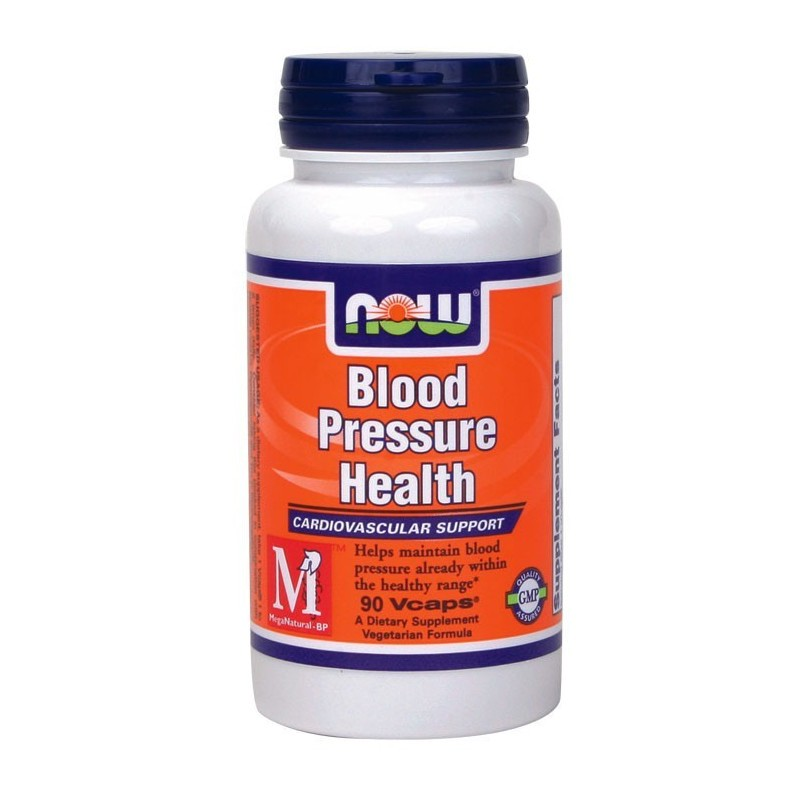 Blood Preasure Health 90 Vcaps, Now