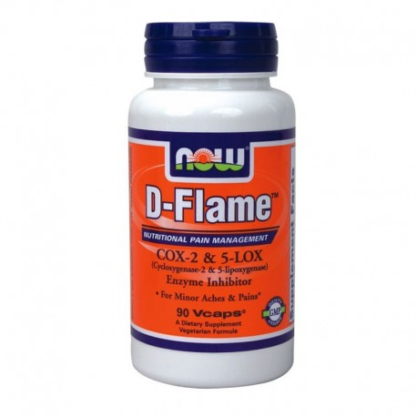 D-Flame Cox-2 90 Vcaps, Now