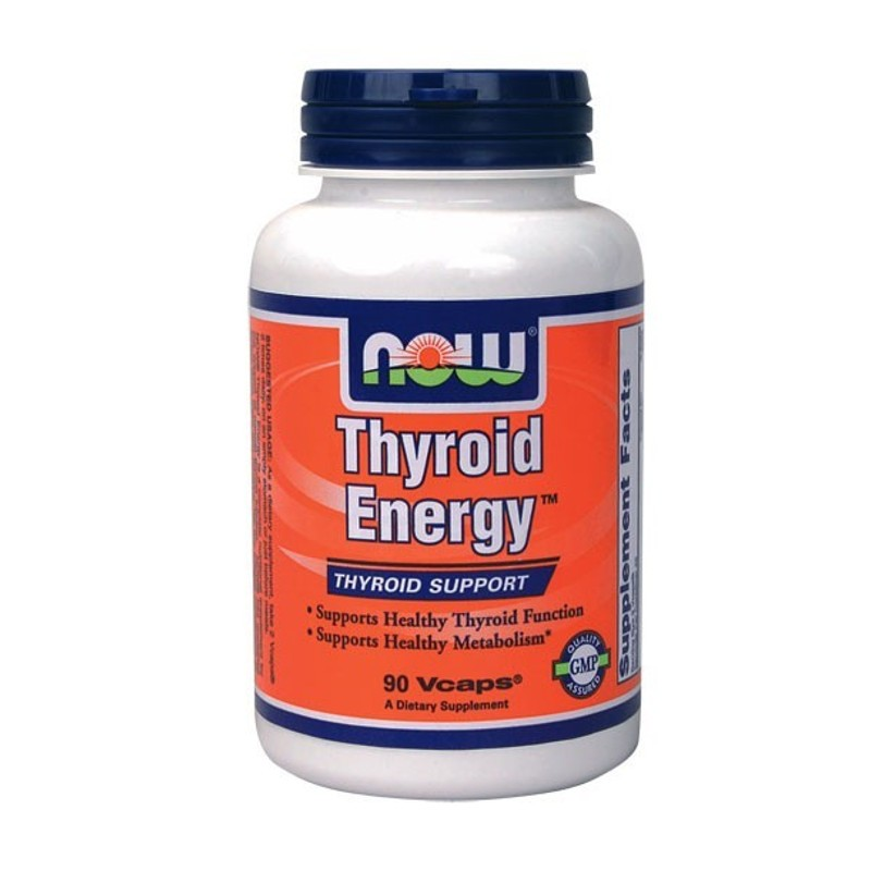 Thyroid Energy 90 Vcaps, Now