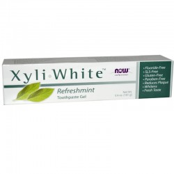 Οδοντόκρεμα Xyliwhite Refreshmint 182ml, Now