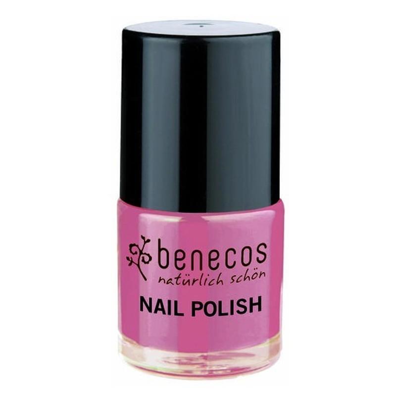 Βερνίκι Νυχιών Rose Passion 9ml, Benecos