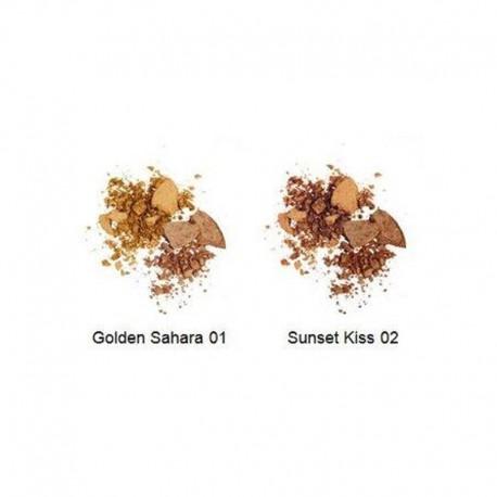 Πούδρα SunGlow No1 Golden Sahara Lavera
