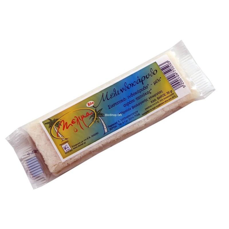 Βιολογικό Μελινδοκάρυδο, 35 gr, Bio, Ελληνικό, Μέλιμα