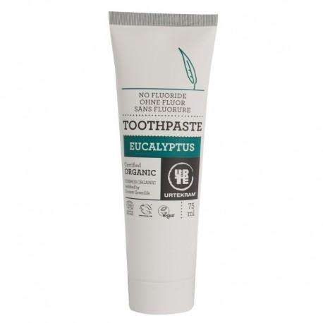 Οδοντόκρεμα με Ευκάλυπτο Urtekram Bio