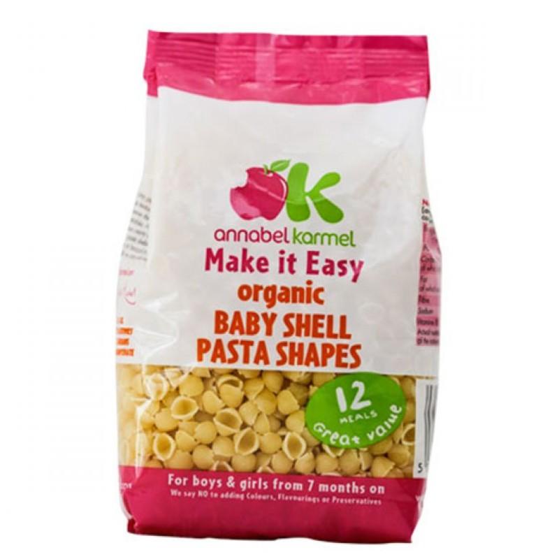 Βιολογικά Ζυμαρικά Κοχυλάκι 250γρ. Bio, Annabel Kid's Pasta