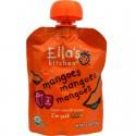 Βιολογικός Πολτός Μάνγκο Bio 70γρ., Ella's Kitchen