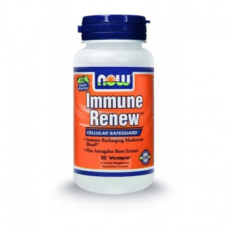Immune Renew™ (8 Organic Mushrooms & Standardized Astragalus) - 90 Vcaps®