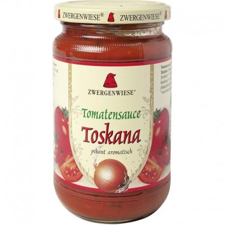 Σάλτσα Ντομάτας Τοσκάνα Βιολογική 350γρ Ζwergenwiese