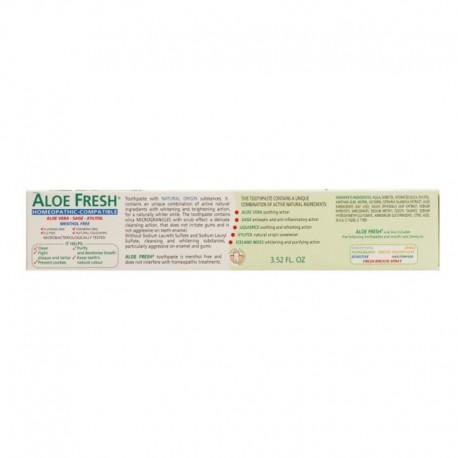 Οδοντόκρεμα Αloe Fresh Λευκαντική 75ml Esi