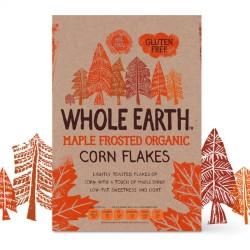 Βιολογικά Δημητριακά Marple Frosted Flakes Bio 375γρ., Whole Earth