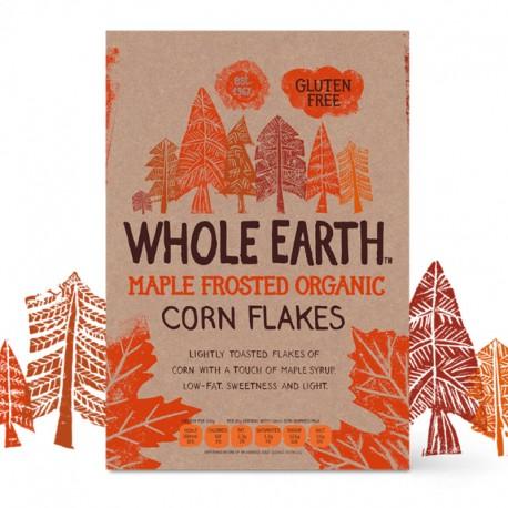 Δημητριακά Marple Frosted Flakes 375γρ. Bio Whole Earth