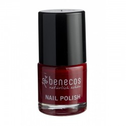 Βερνίκι Nυχιών Cherry Red 9ml, Benecos