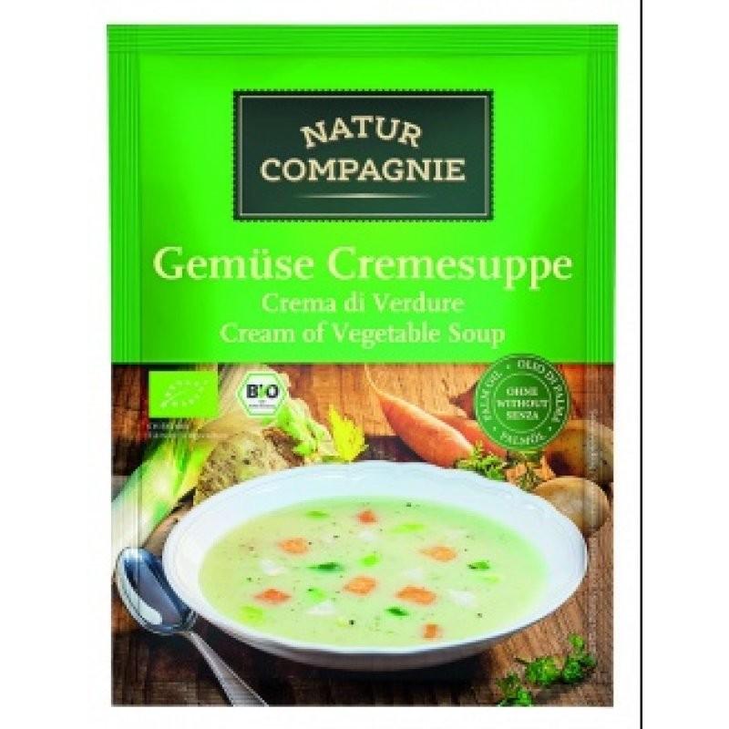 Βιολογική Σούπα Λαχανικών Βελουτέ Bio 43γρ., Natur Compagnie