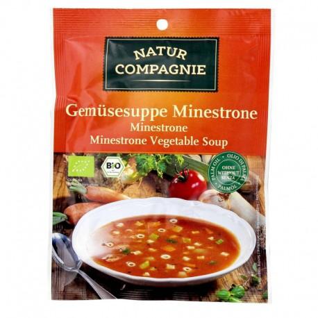 Σούπα Μινεστρόνε 50γρ. Βιο Natur Compagnie