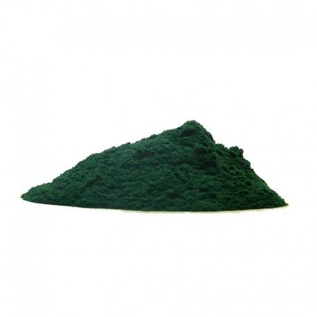 Βιολογική Σπιρουλίνα σε Σκόνη Βιο 100γρ., SuperΤροφές