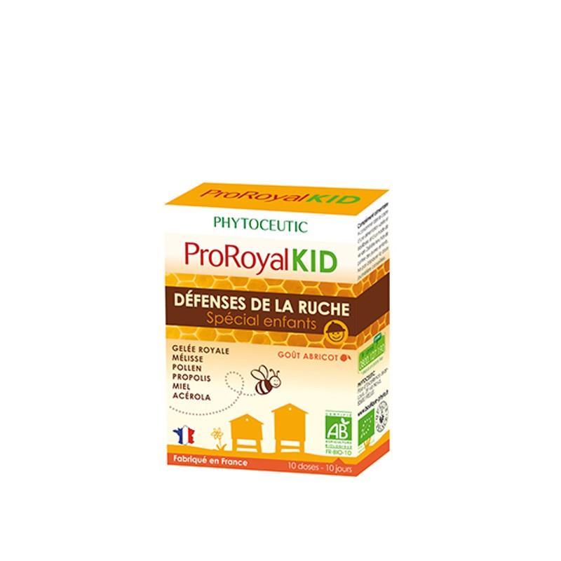 Βιολογικό Παιδικό Συμπλήρωμα με Πρόπολη Bio 10x10ml, Proroyal