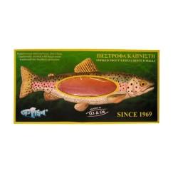 Πέστροφα Καπνιστή 100γρ., Ελληνική, G Fish