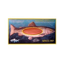 Φιλέτο Σολωμού Καπνιστό 100γρ., Ελληνικό, G Fish