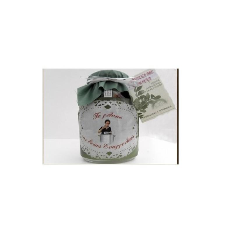 Γλυκό Υποβρύχιο Μαστίχα Φράουλα 400γρ., Ελληνικό, Το Γλυκό της Θείας Ευαγγελίας