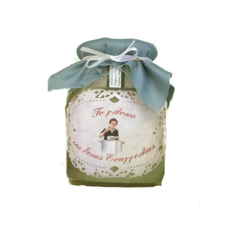 Γλυκό Υποβρύχιο Μαστίχα Τριαντάφυλλο 400γρ., Ελληνικό, Το Γλυκό της Θείας Ευαγγελίας