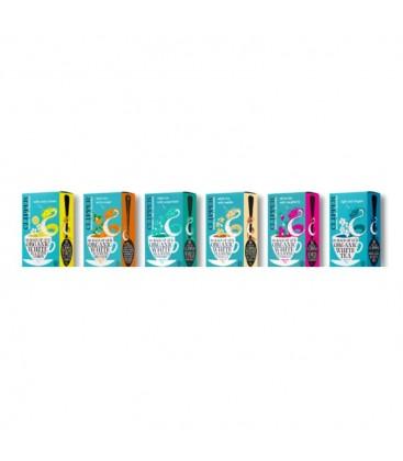 Λευκό Τσάι με Μέντα Bio 26 φακελάκια, Βιολογικό, Clipper