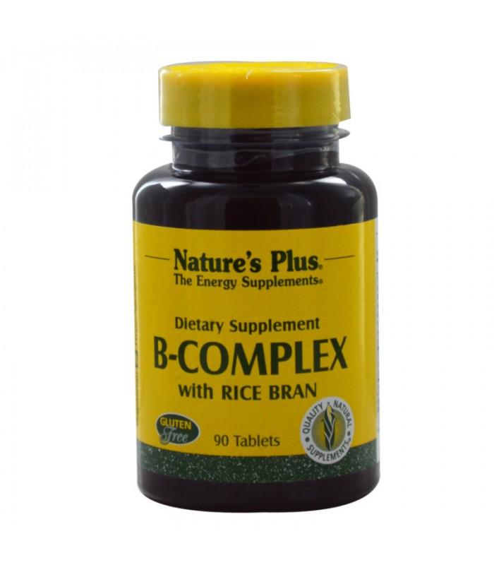 Β Complex 90 ταμπλέτες, Nature's Plus