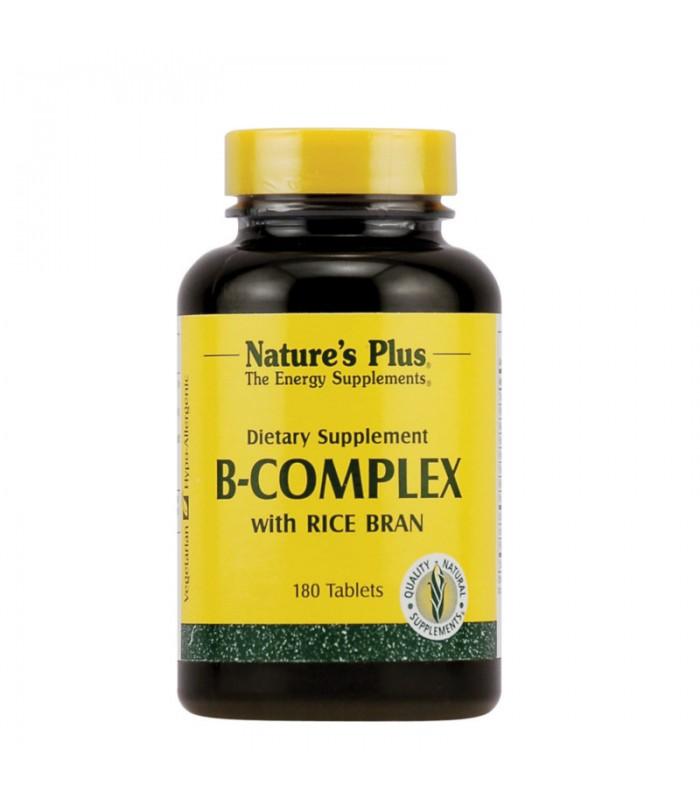 Β Complex 180 ταμπλέτες, Nature's Plus