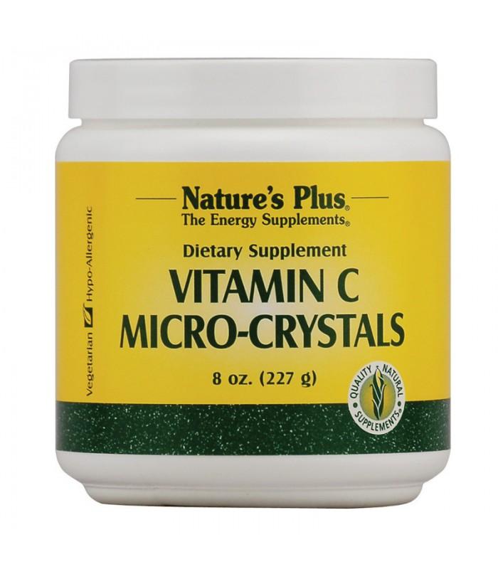 Κρυσταλλική Bιταμίνη C 227γρ., Nature's Plus