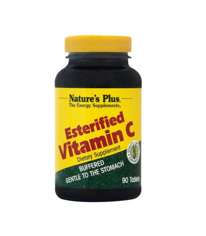 Εστεροποιημένη Bιταμίνη C 90 ταμπλέτες, Nature's Plus