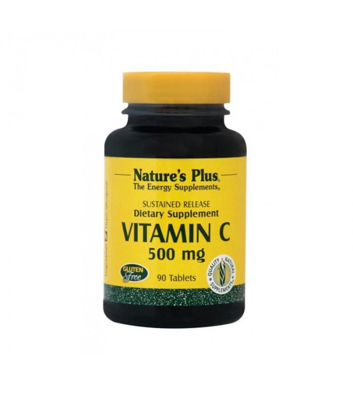 Βιταμίνη C 90 ταμπλέτες 500mg, Nature's Plus