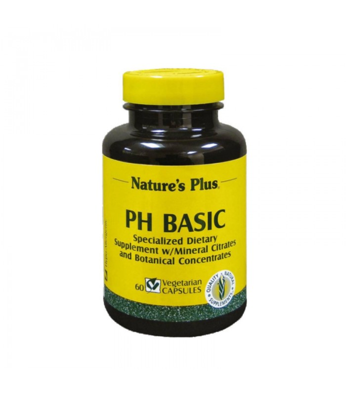 Basic PH 60 ταμπλέτες, Nature's Plus