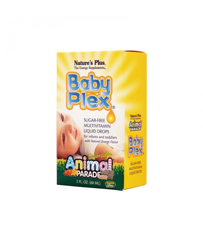Animal Parade Baby Plex 60ml, Nature's Plus