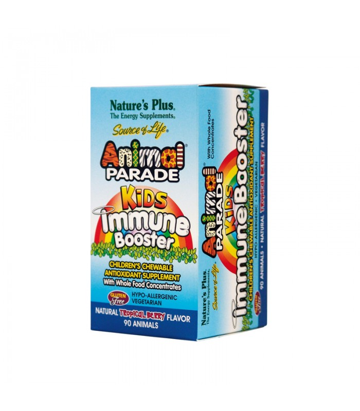 Kids Immune Booster 90 ταμπλέτες, Nature's Plus