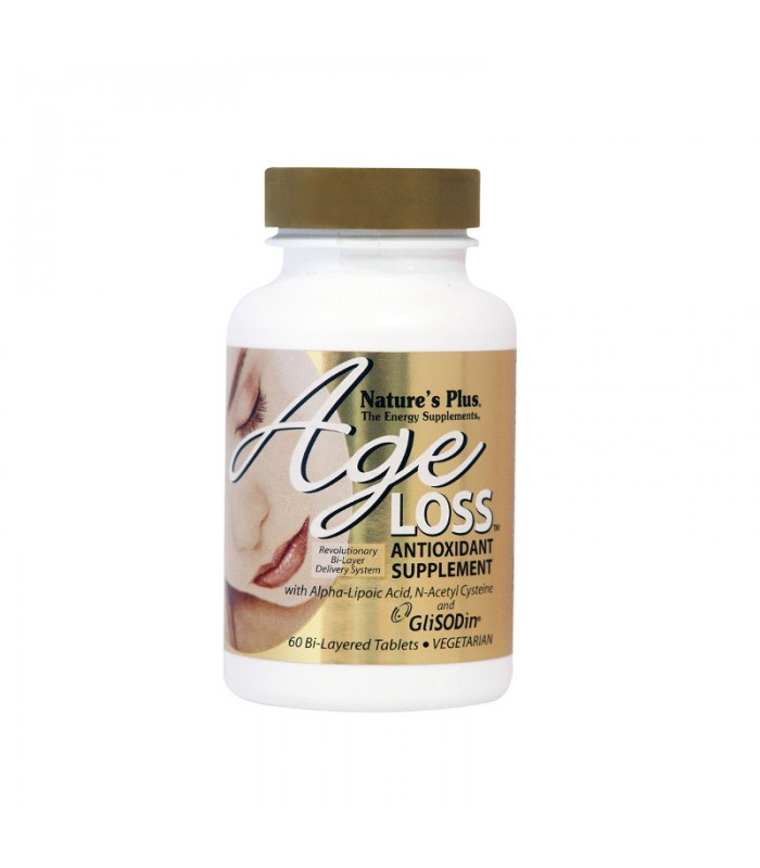 Ageloss 60 ταμπλέτες, Nature's Plus