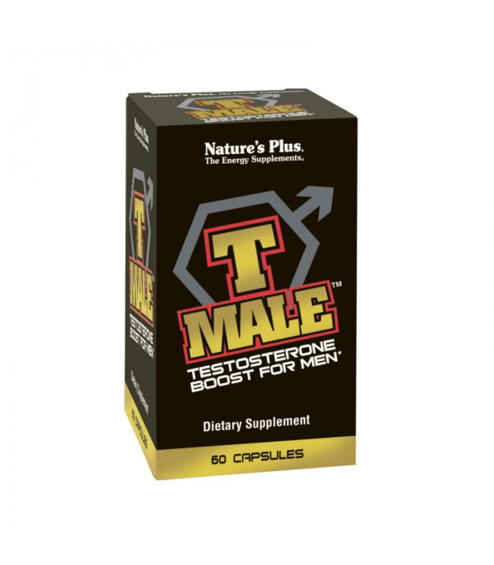 T-Male 60 κάψουλες, Nature's Plus