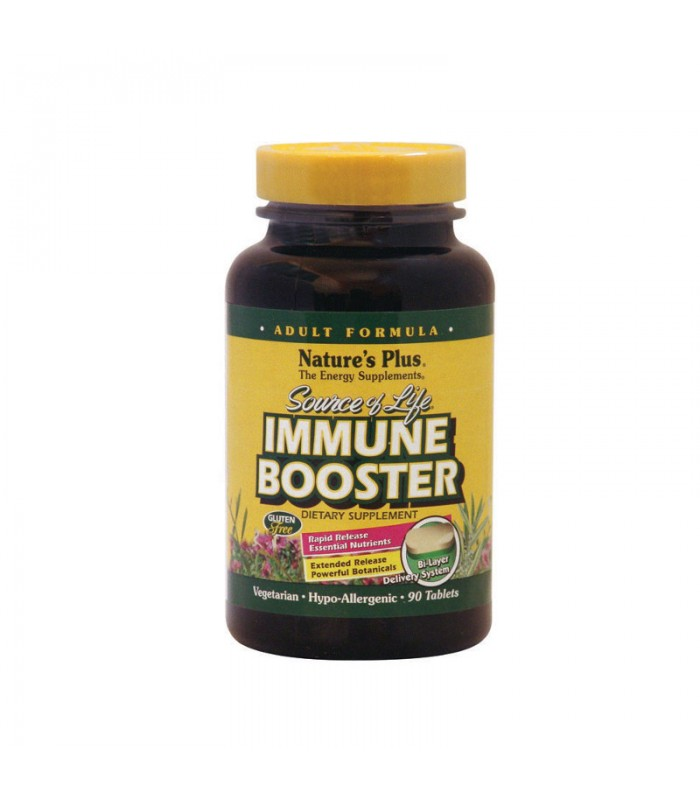 Immune Booster 90caps, Nature's Plus