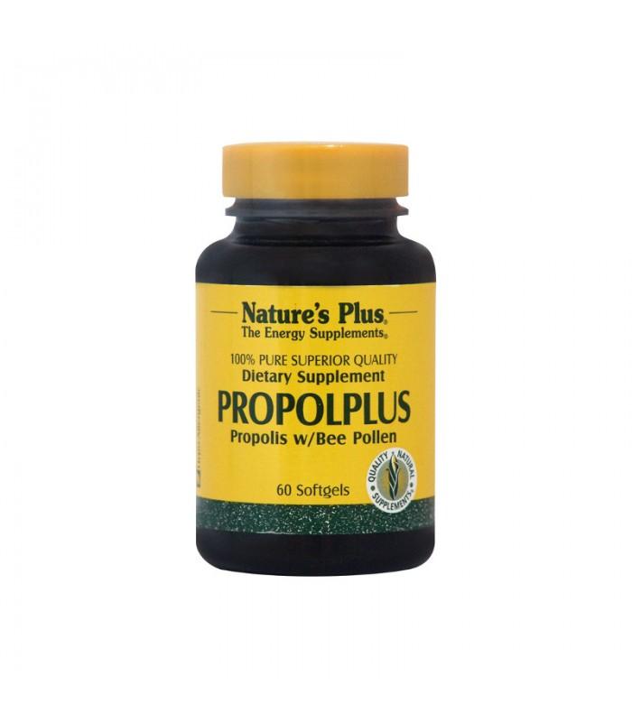 Propolplus 60 κάψουλες, Nature's Plus