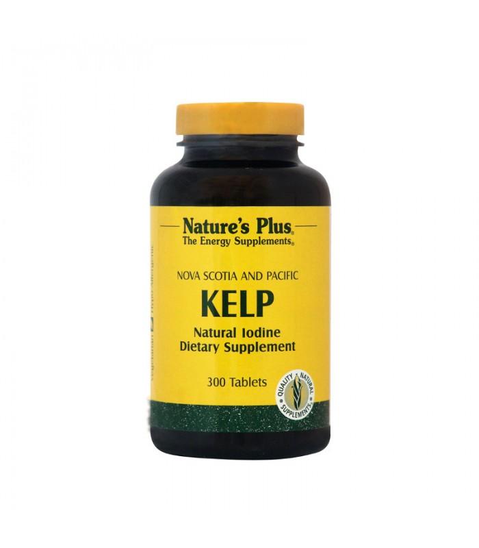 Kelp 300 ταμπλέτες, Nature's Plus