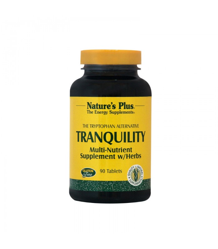 Tranquility 90 ταμπλέτες, Nature's Plus