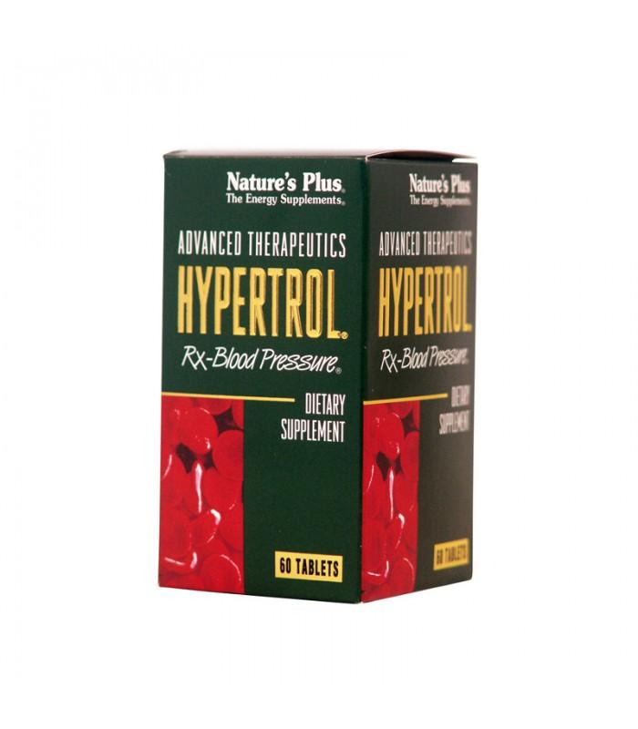 Hypertrol Rx-Blood Pressure 60 ταμπλέτες, Nature's Plus