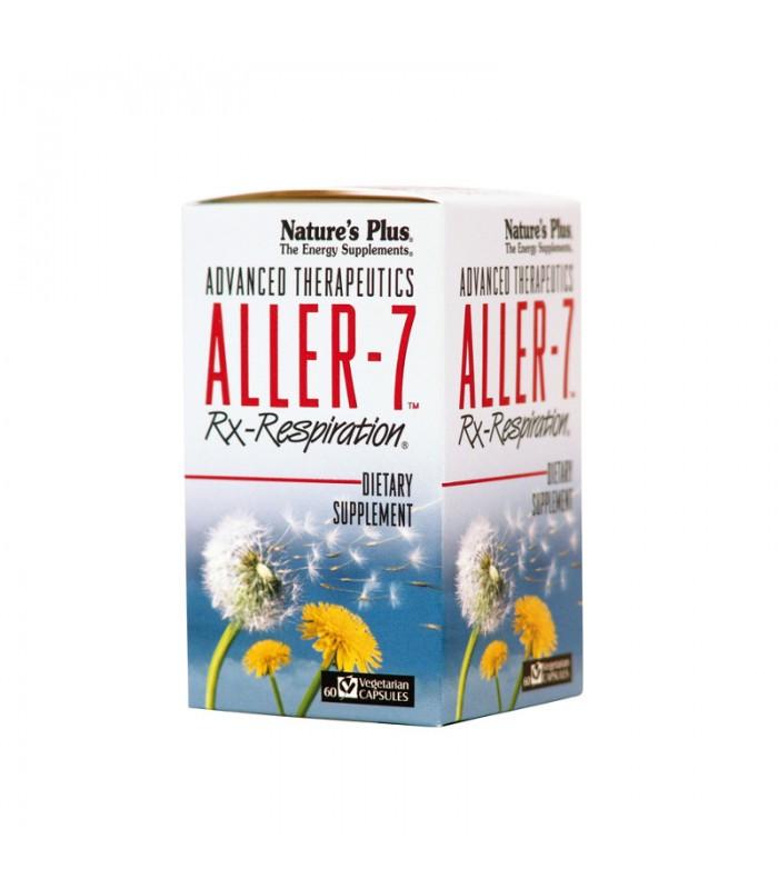 Aller-7 Rx-Respiration 60 κάψουλες, Nature's Plus