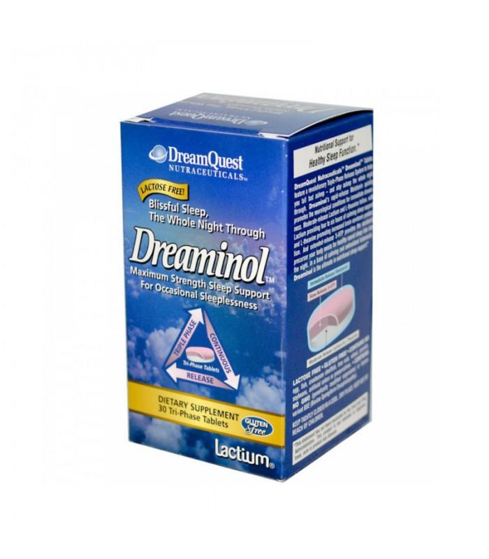 Dreaminol 30 ταμπλέτες, Nature's Plus