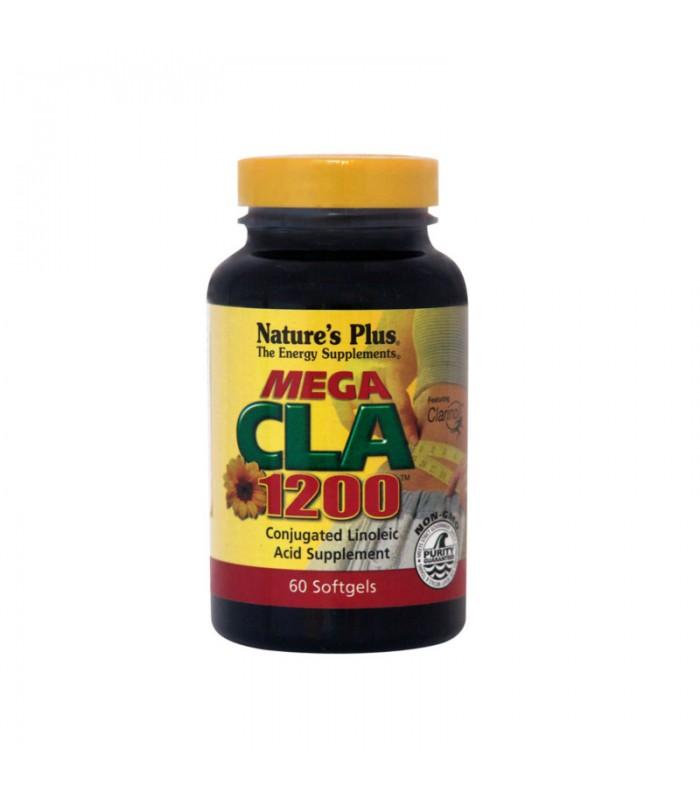 Mega CLA 1200 60 κάψουλες, Nature's Plus