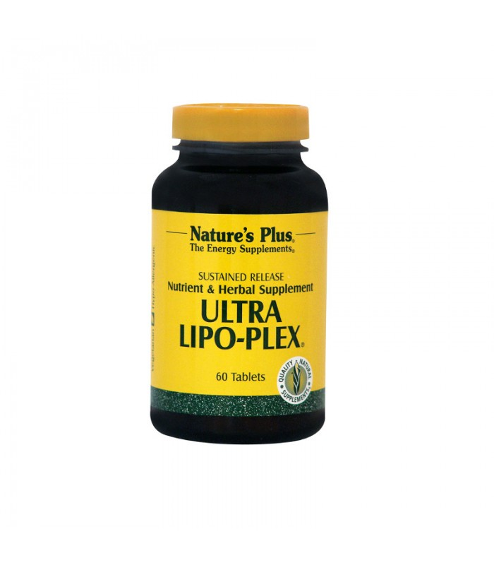Ultra Lipo-Plex 60 ταμπλέτες, Nature's Plus