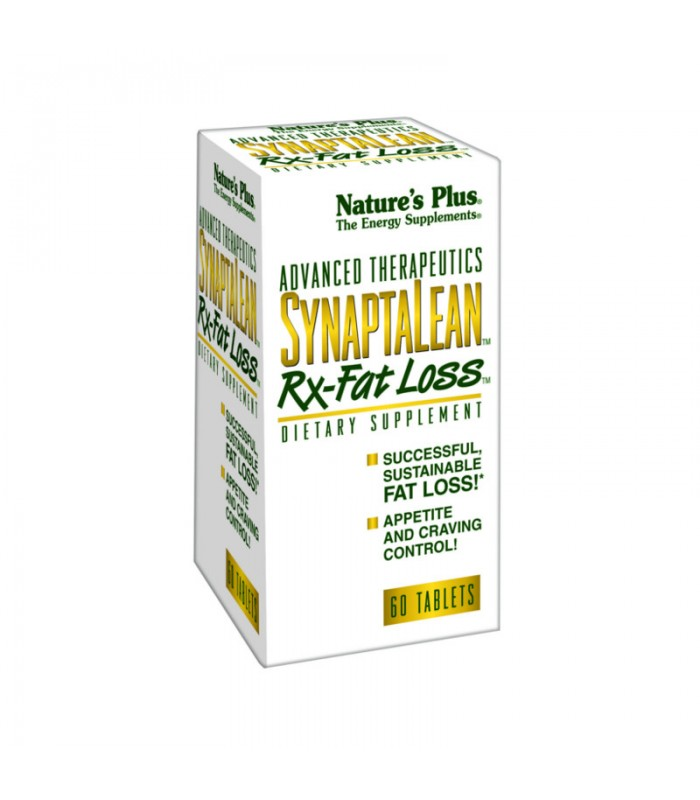 Synaptalean Rx Fat Loss 60 ταμπλέτες, Nature's Plus