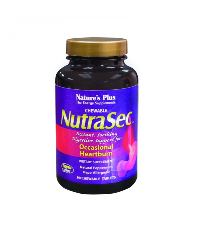 NutraSec 90 ταμπλέτες, Nature's Plus